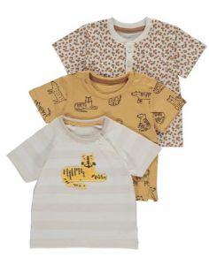 Набір футболок для хлопчика (3 шт.)