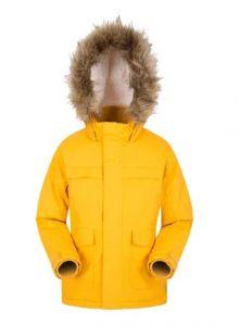 Зимова куртка- парка для хлопчика