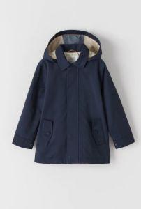 Куртка з капюшоном для хлопчика