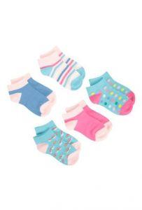 Набір шкарпеток (5 пар) для дівчинки