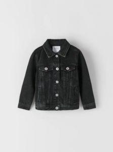Джинсова куртка для дівчинки від Zara