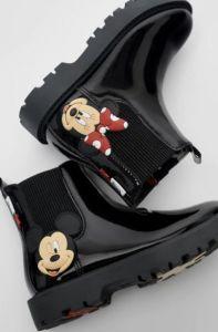 """Черевички-челсі для дівчинки """"Mickey & Minnie Mouse"""""""