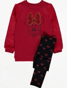 """Комплект-двійка для дівчинки """"Minnie Mouse"""" від George"""