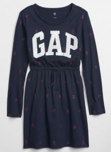 Красива сукня для дівчинки від GAP