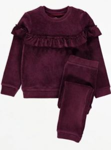 Велюровий костюм для дитини