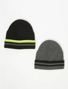 Набор шапок 2шт. для ребенка