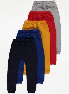 Спортивні джогери для дитини 1 шт. (червоні)