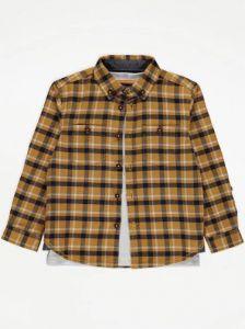 Комплект (рубашка и футболка) для мальчика