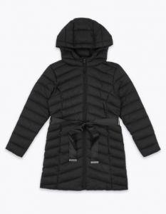 Демисезонна куртка-плащ для дівчинки від Marks&Spencer