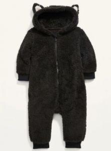 Плюшевий чоловічок з капюшоном для дитини