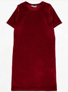 Оксамитове плаття для дівчинки від George
