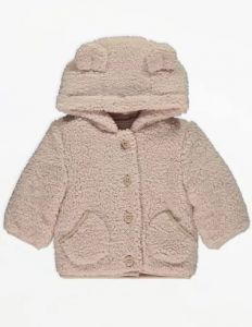Плюшева курточка всередині з трикотажною підкладкою