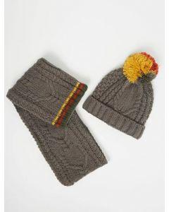 Комплект (шапка + шарф) для дитини