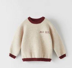 Теплий светр для дитини від Zara