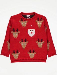 Святковий светр для дитини