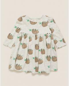 Трикотажне плаття для дівчинки від Marks&Spencer