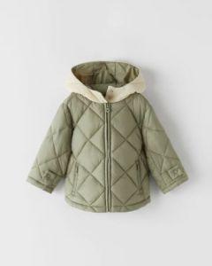 Легкая курточка для ребенка от Zara