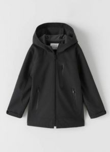Водонепроникна куртка з капюшоном для хлопчика