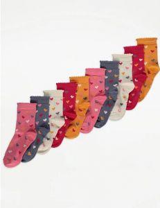 Набір шкарпеток (10 пар) для дитини