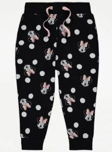 """Штанята з махровою ниткою всередині """"Minnie Mouse"""""""