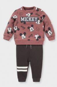 """Комплект-двійка """"Mickey Mouse"""" з органічної бавовни для дитини"""