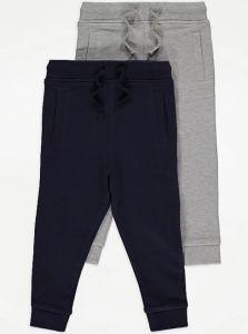Спортивні штанці для хлопчика від George 1 шт. (Сірі)