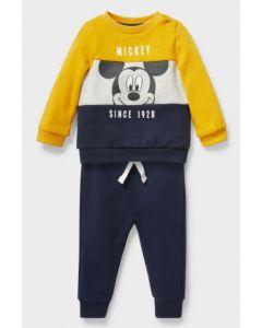 """Комплект-двійка """"Mickey Mouse"""" з начосом всередині для дитини"""