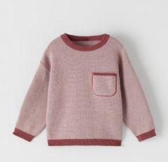 Бавовняний светр для дитини