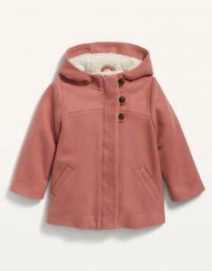 Красиве пальто для дівчинки