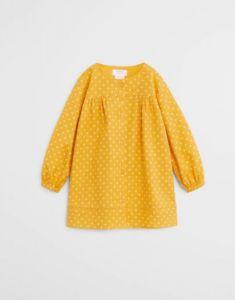 Яскрава сукня для дівчинки від Mango