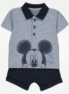 """Комплект-двійка """"Mickey Mouse"""" для малюка"""