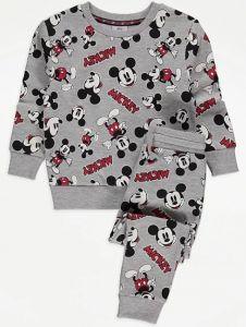"""Комплект-двійка з флісовою байкою всередині  """"Mickey Mouse"""""""