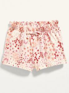 Трикотажні шорти для дівчинки