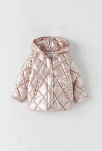 Стильна курточка для дівчинки від Zara