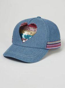 Стильна кепка для дівчинки