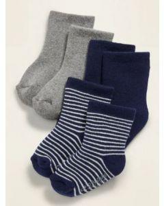 Набір махрових шкарпеток для дитини (3 пари)