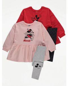 """Комплект-двійка для дівчинки """"Minnie Mouse"""" 1 шт. (рожевий)"""