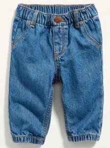 Джинсові джогери для дитини від OldNavy