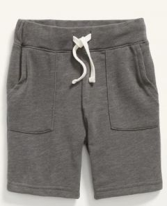 Трикотажні шорти з легкою махровою ниткою для хлопчика