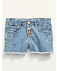 Джинсові шорти для дівчинки