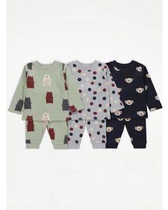 Набір піжам для дитини 3 шт.