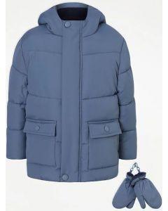 Куртка з флісовою підкладкою від George