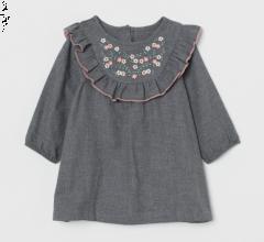 Сукня-трапеція для дівчинки від H&M