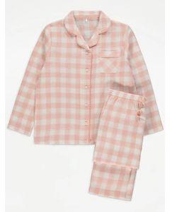 Подарункова фланелева піжама для дівчинки
