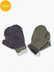 Набір рукавиць для хлопчика (2 шт.)