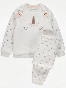 Плюшева подарункова піжама для дівчинки