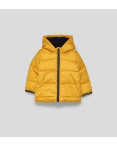 Тепла куртка з флісовою підкладкою для дитини
