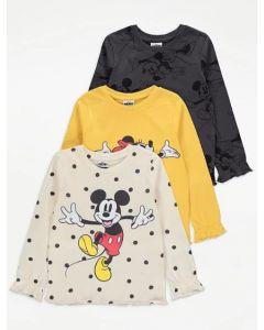 """Реглан""""Disney Mickey&Minnie Mouse""""для дитини (1шт.темно-сірий)"""