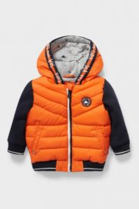 Демісезонна стьобана курточка для дитини
