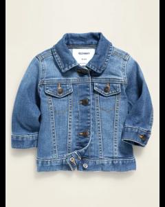 Джинсова куртка для дитини
